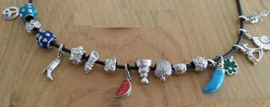 Gooix bracelet / necklage